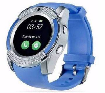 V8 Smart Watch Mobile-Sim Supported