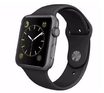 APPLE A1 Smart Watch-Sim Suported