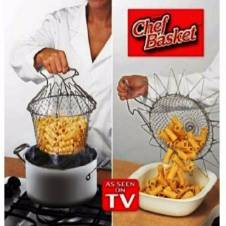 12 in 1 Magic Kitchen Fry Basket