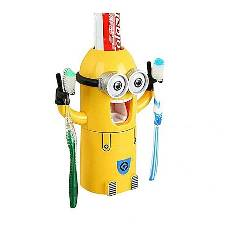 Minion Toothpaste Dispenser