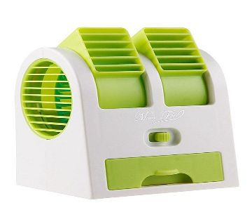 Rechargeable Mini Air Cooling Water Spray Fan