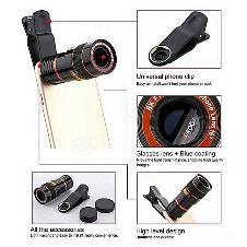 Universal 8X Zoom Lens