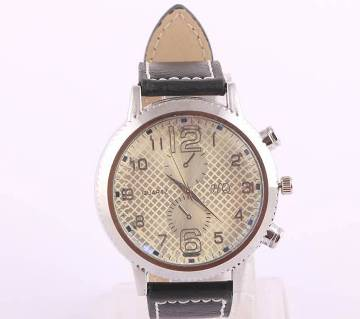 HQ leather GENTS WATCH copy