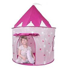 Systo Castle Tent House For Kids - Multicolor