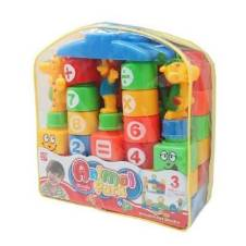 My Blocks Play And Learn Set