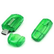 Siyoteam - 630 কার্ড রিডার (Green) By Mithulz