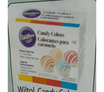candy colors wilton ফর কেক uk