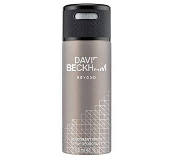 David Beckham Beyond বডি স্প্রে 150ml - পর্তুগাল