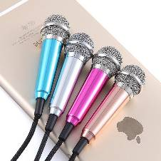 Mini Noise free Microphone for Mobile phone