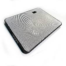 XTREME A6 Laptop Cooling pad Black