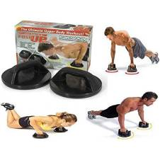 Rotating Push Up Grips Ultimate for Upper Body Workout