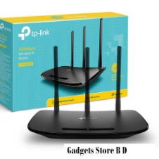 TP-LINK WR-940N 450MBPS WIRLESS ROUTER