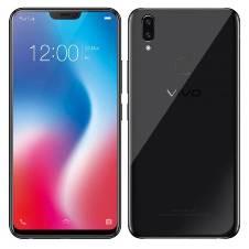 Vivo V9, 4GB-64GB, 6.3 inches Display, 3260 mAh Integrated Battery, Color-Black