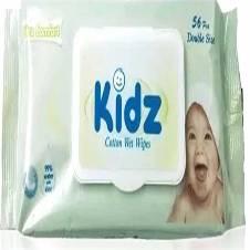 Kidz baby wet tissue