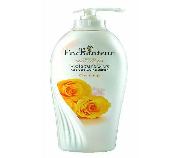 Enchanteur body lotion (Charming) 500ml - Malaysia