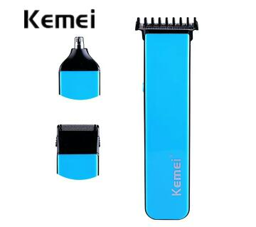 Kemei (3in1) Electronic Trimmer & Shaver