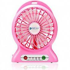 Universal Mini Rechargeable Fan-107
