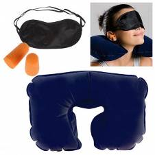 3 in 1 Travel Eye Mask Pillow-749