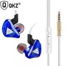 QKZ CK5 Wired Bass Stereo In-ear Earphones with Microphone