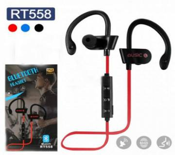 RT-558 Smart Sports Bluetooth Earphone