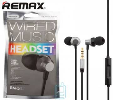 Remax RM 512 In-Ear Earphone