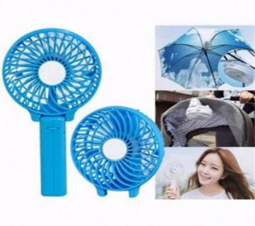 Mini Handy Rechargeable Fan