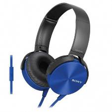 Sony Extra Bass MDR-XB450AP On-Ear Headphones-106 (copy)
