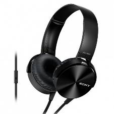 Sony Extra Bass MDR-XB450AP On-Ear Headphones-105 (copy)