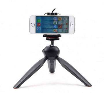 YunTeng Mini Tripod with Phone Holder Clip-105