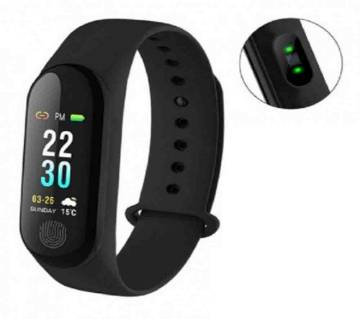 M3 Smart Wristband Fitness Tracker Heart Rate Monitor Bracelet