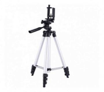 3110 Aluminum Alloy Tripod Camera and Mobile Stand