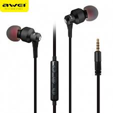 Awei ES-50TY Super Bass Metal Stereo Earphone