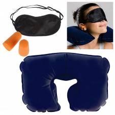 3 in 1 Travel Eye Mask Pillow-749