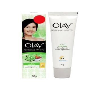 Olay-Natural-White-3-in-1-Fairness-Uv-Protection-Fairness-Cream-(40ml)-Price-350
