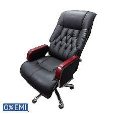 Samiha Furniture SF-56-9563 Vip Boss Slipping Chair - Black