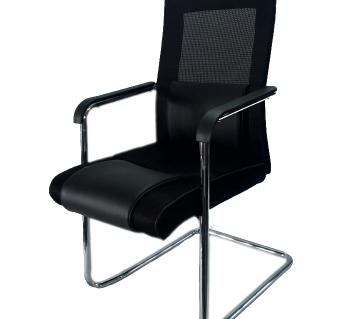 Fixed Chair SF-302 Black