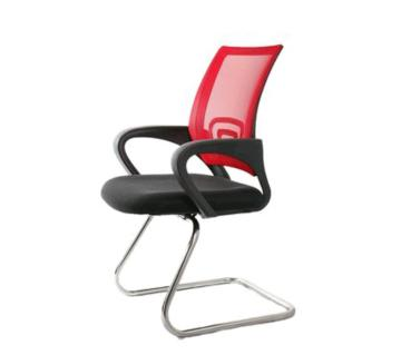 Fixed Chair SF-403 Red Black