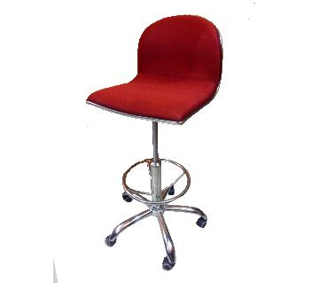 Reception Chair SF-418 Red