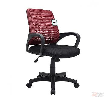 Swivel Chair SF-67-A TP Red Black