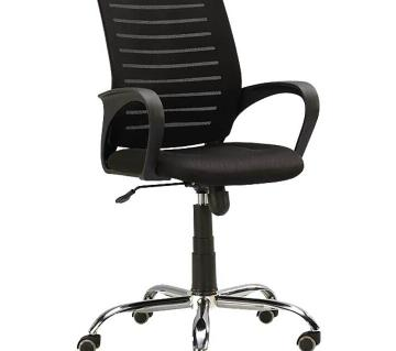 Swivel Chair SF-9k Mesh Black