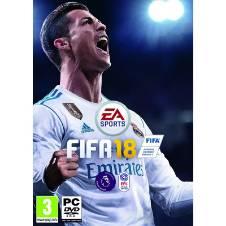 Fifa 18 PC DVD