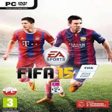 Fifa 15 PC DVD