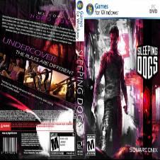 Sleeping Dogs PC DVD