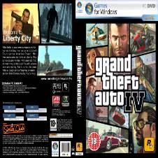 Gta 4 PC DVD