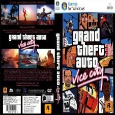 Gta Vice City PC DVD
