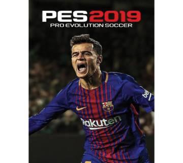 Pro Evolution Soccer 2019 Gaming Disk