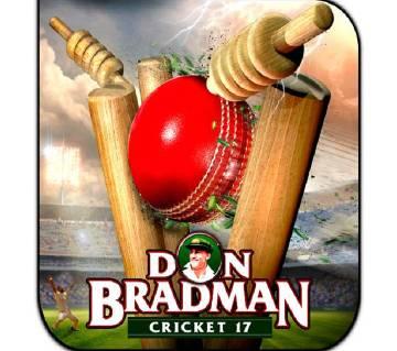 Don Bradman Cricket 2017- PC Gaming Disk