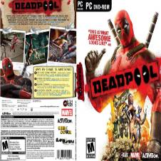 Deadpool PC DVD