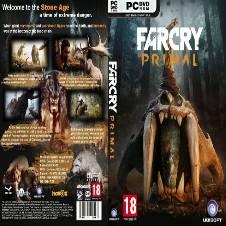 Far Cry Primal PC DVD
