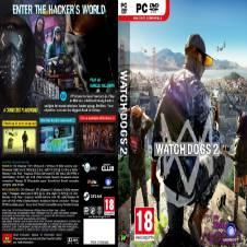 Watch Dogs 2 PC DVD